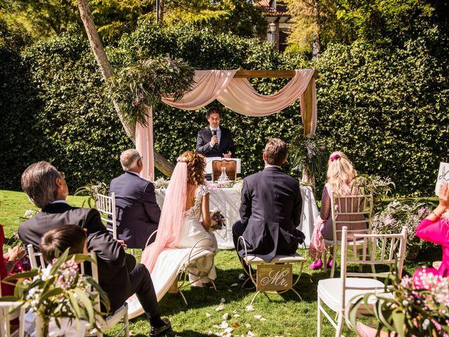 La boda de Edu y Ainhoa en Rivas-vaciamadrid, Madrid 50