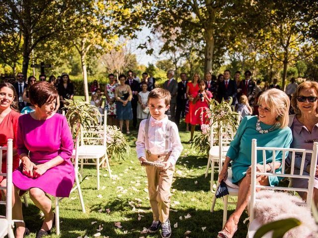 La boda de Edu y Ainhoa en Rivas-vaciamadrid, Madrid 55