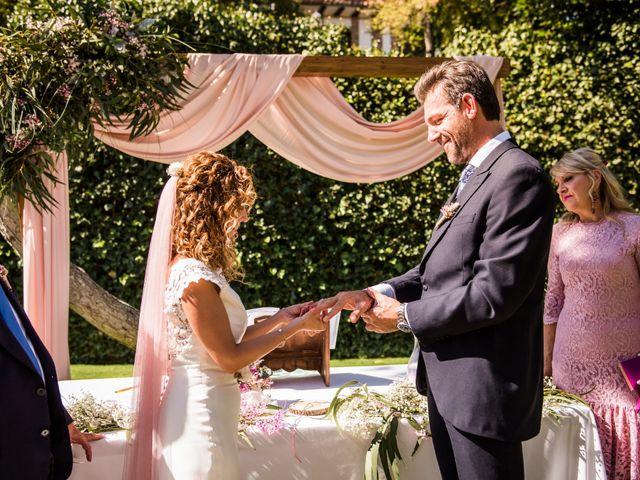 La boda de Edu y Ainhoa en Rivas-vaciamadrid, Madrid 57