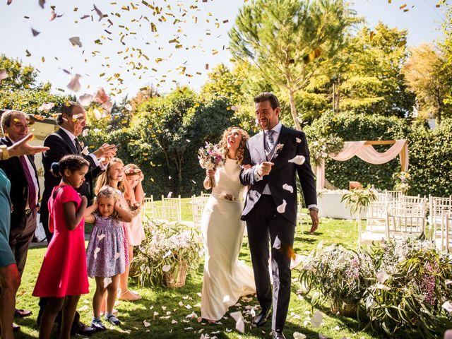 La boda de Ainhoa y Edu