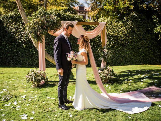 La boda de Edu y Ainhoa en Rivas-vaciamadrid, Madrid 61