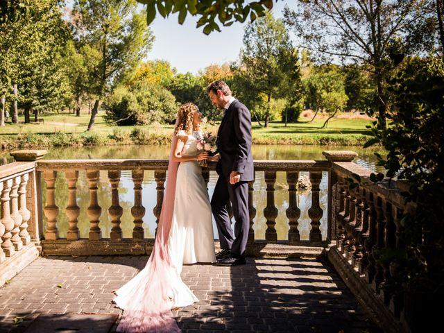 La boda de Edu y Ainhoa en Rivas-vaciamadrid, Madrid 64