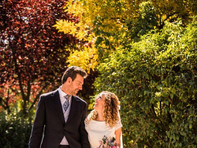La boda de Edu y Ainhoa en Rivas-vaciamadrid, Madrid 65