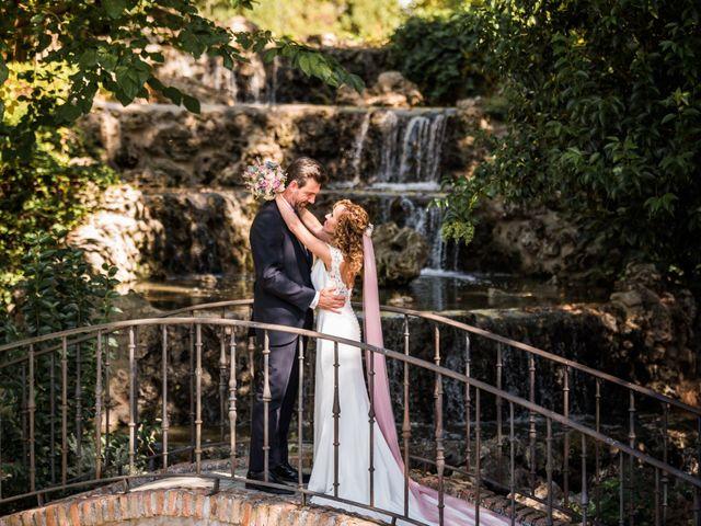La boda de Edu y Ainhoa en Rivas-vaciamadrid, Madrid 67