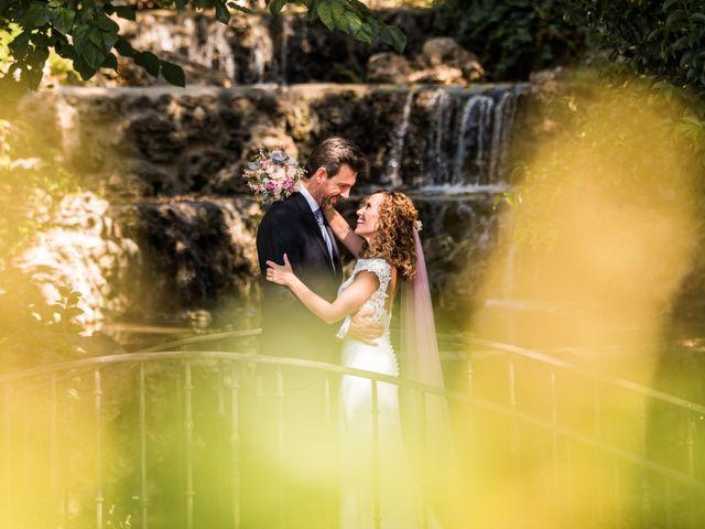 La boda de Edu y Ainhoa en Rivas-vaciamadrid, Madrid 68
