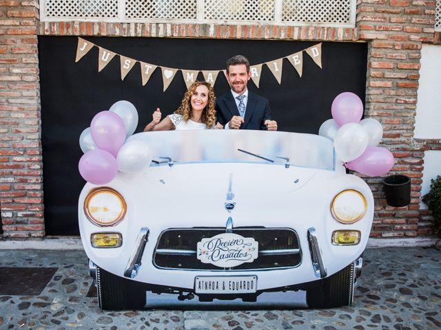 La boda de Edu y Ainhoa en Rivas-vaciamadrid, Madrid 69