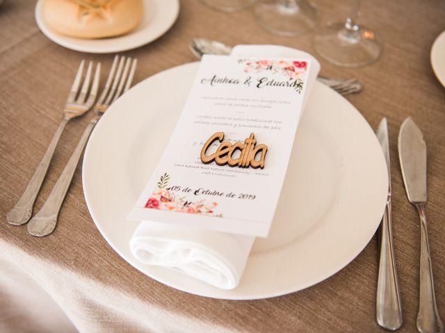 La boda de Edu y Ainhoa en Rivas-vaciamadrid, Madrid 71