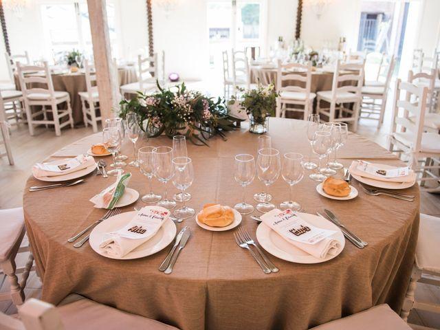 La boda de Edu y Ainhoa en Rivas-vaciamadrid, Madrid 74
