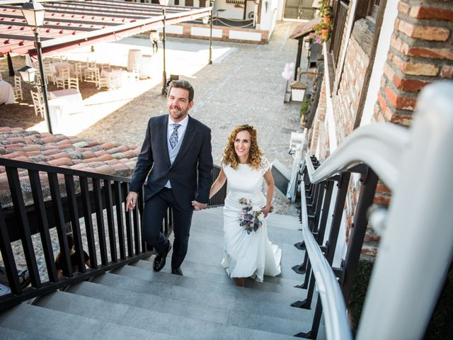La boda de Edu y Ainhoa en Rivas-vaciamadrid, Madrid 76