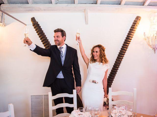 La boda de Edu y Ainhoa en Rivas-vaciamadrid, Madrid 78