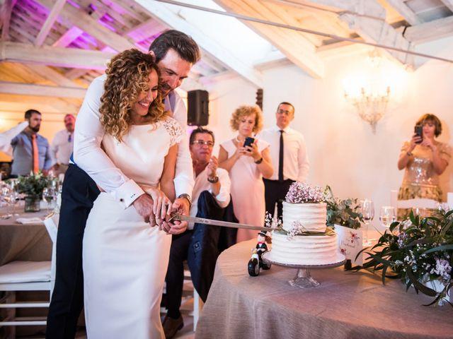 La boda de Edu y Ainhoa en Rivas-vaciamadrid, Madrid 82