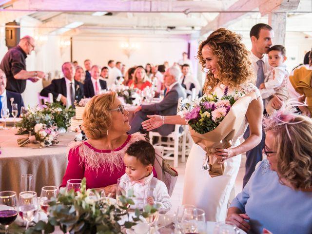 La boda de Edu y Ainhoa en Rivas-vaciamadrid, Madrid 84