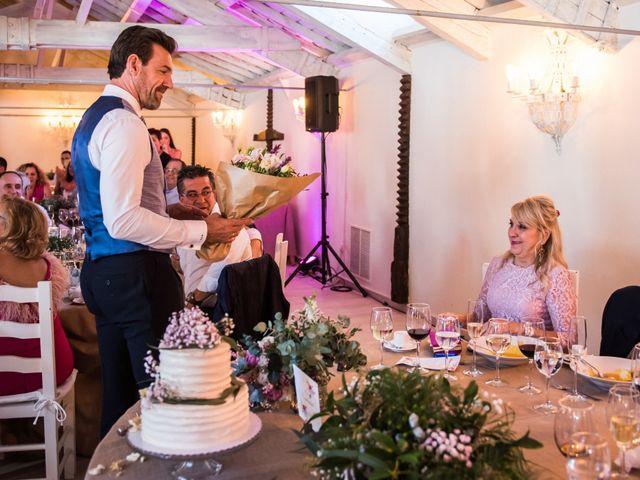 La boda de Edu y Ainhoa en Rivas-vaciamadrid, Madrid 85