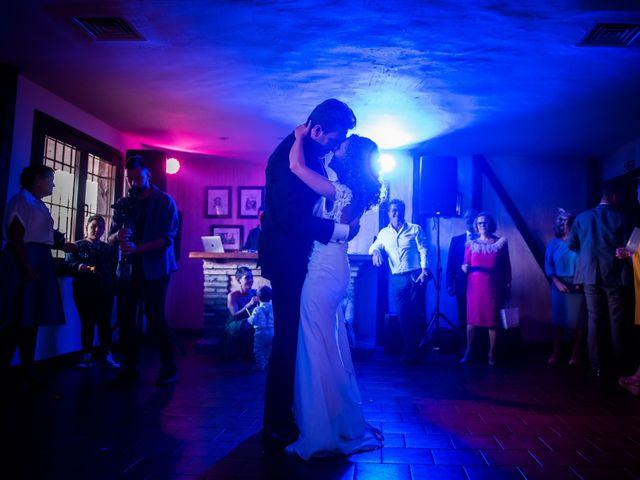 La boda de Edu y Ainhoa en Rivas-vaciamadrid, Madrid 93