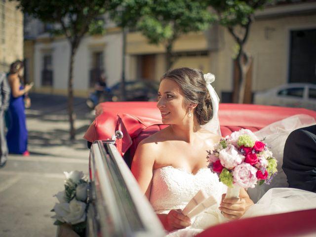 La boda de Jessica y Miguel en Jerez De La Frontera, Cádiz 6