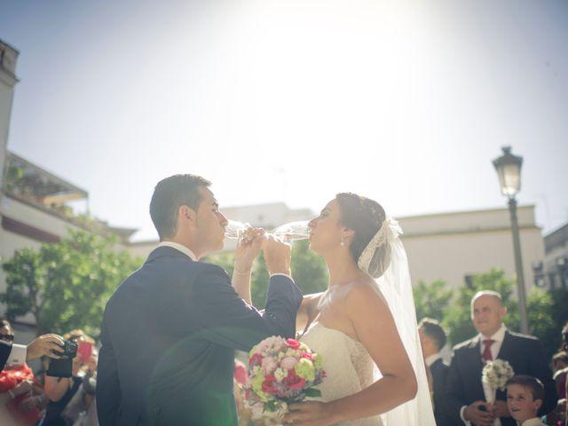 La boda de Jessica y Miguel en Jerez De La Frontera, Cádiz 9