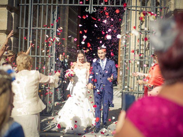 La boda de Jessica y Miguel en Jerez De La Frontera, Cádiz 11