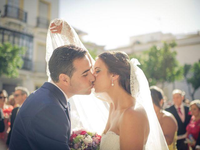 La boda de Jessica y Miguel en Jerez De La Frontera, Cádiz 12