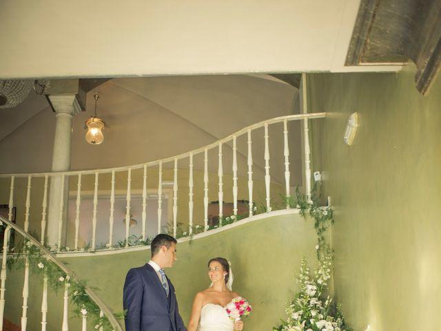 La boda de Jessica y Miguel en Jerez De La Frontera, Cádiz 15