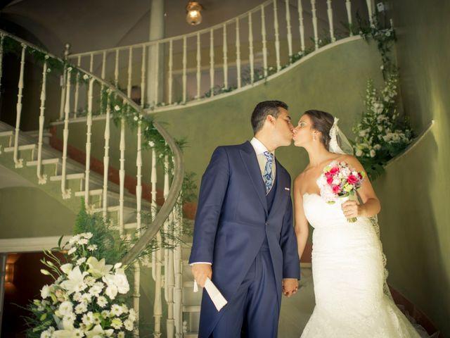 La boda de Jessica y Miguel en Jerez De La Frontera, Cádiz 16