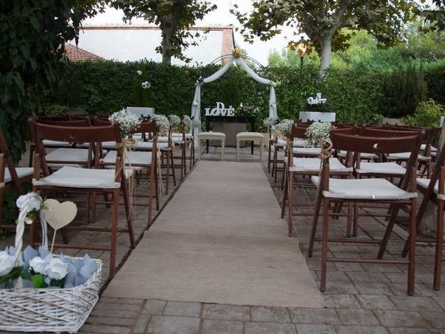 La boda de David y Ana en El Molar, Madrid 10