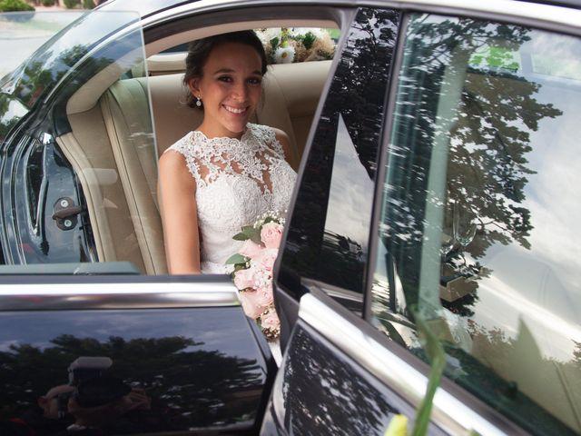 La boda de David y Ana en El Molar, Madrid 11