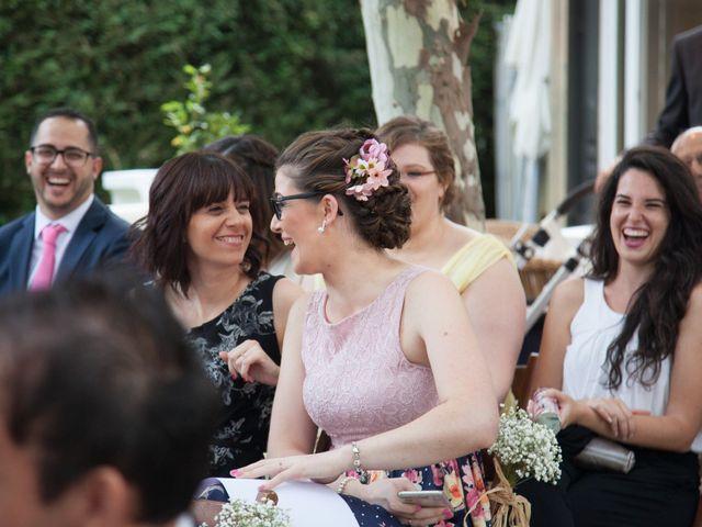 La boda de David y Ana en El Molar, Madrid 17