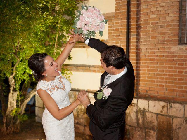 La boda de David y Ana en El Molar, Madrid 19