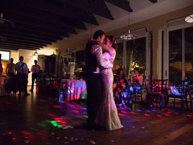 La boda de David y Ana en El Molar, Madrid 22