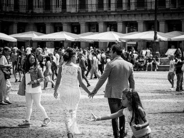 La boda de David y Ana en El Molar, Madrid 24