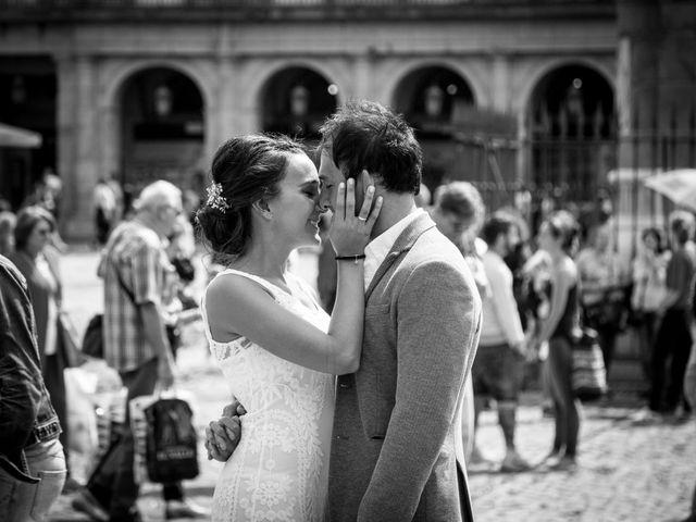 La boda de David y Ana en El Molar, Madrid 2