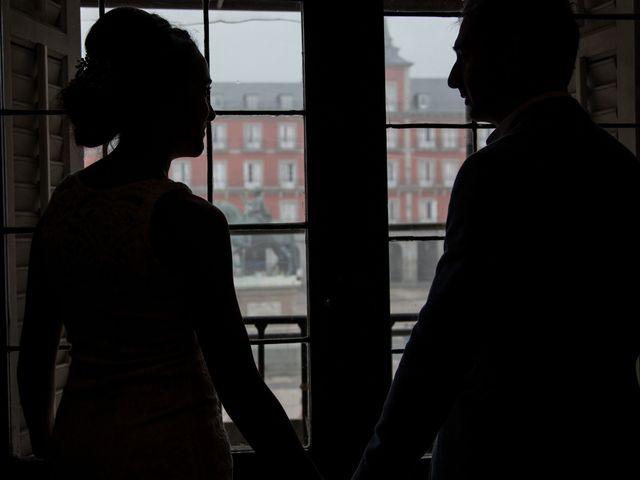 La boda de David y Ana en El Molar, Madrid 27