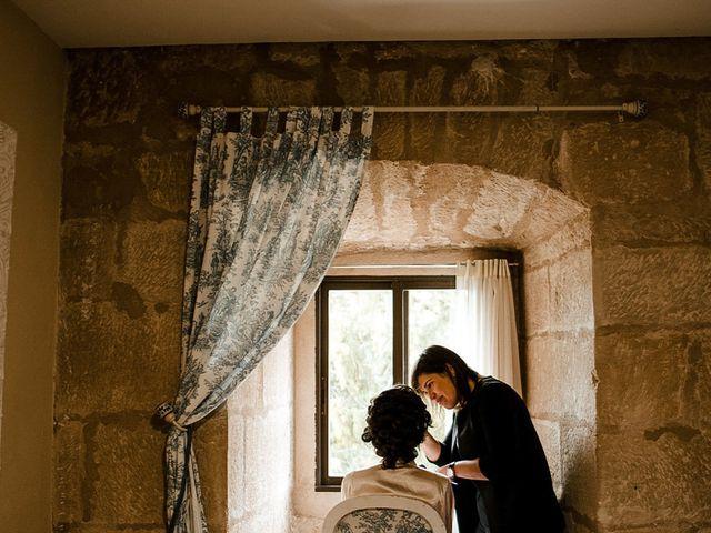 La boda de Bea y Iker en Santa Gadea Del Cid, Burgos 3