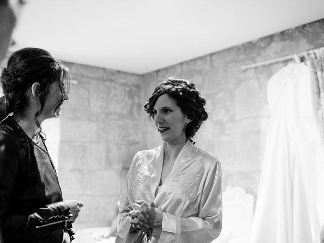 La boda de Bea y Iker en Santa Gadea Del Cid, Burgos 6