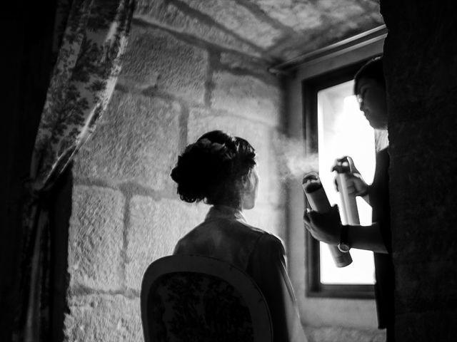 La boda de Bea y Iker en Santa Gadea Del Cid, Burgos 17