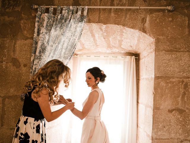 La boda de Bea y Iker en Santa Gadea Del Cid, Burgos 23