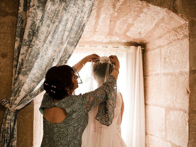 La boda de Bea y Iker en Santa Gadea Del Cid, Burgos 24