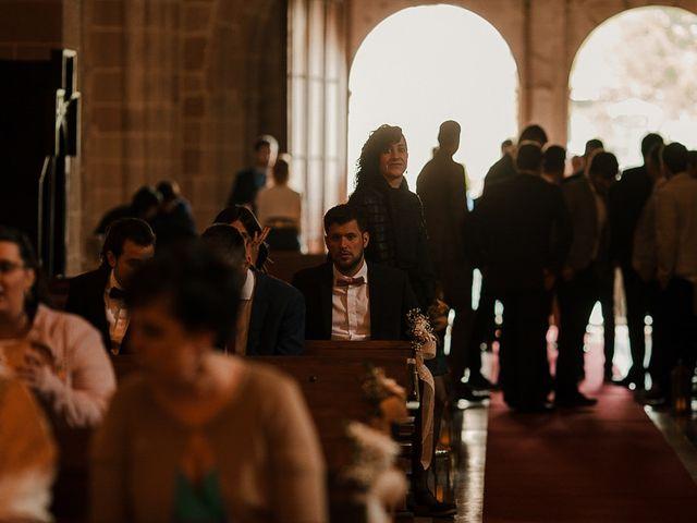 La boda de Bea y Iker en Santa Gadea Del Cid, Burgos 31