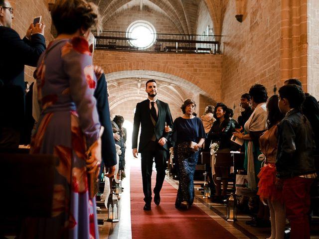 La boda de Bea y Iker en Santa Gadea Del Cid, Burgos 32