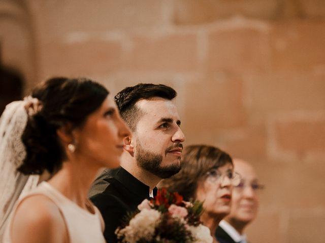 La boda de Bea y Iker en Santa Gadea Del Cid, Burgos 36