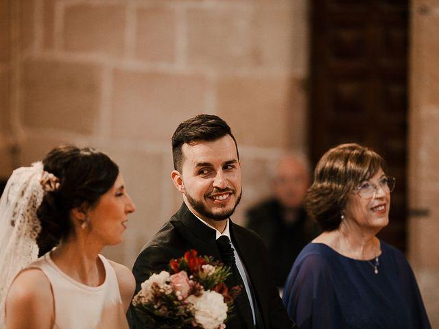 La boda de Bea y Iker en Santa Gadea Del Cid, Burgos 37