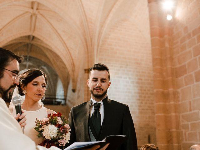 La boda de Bea y Iker en Santa Gadea Del Cid, Burgos 38