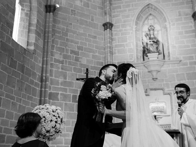 La boda de Bea y Iker en Santa Gadea Del Cid, Burgos 41