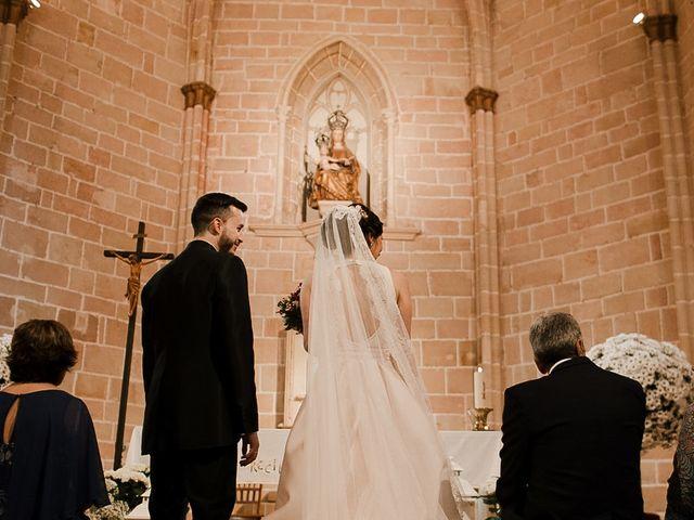 La boda de Bea y Iker en Santa Gadea Del Cid, Burgos 42
