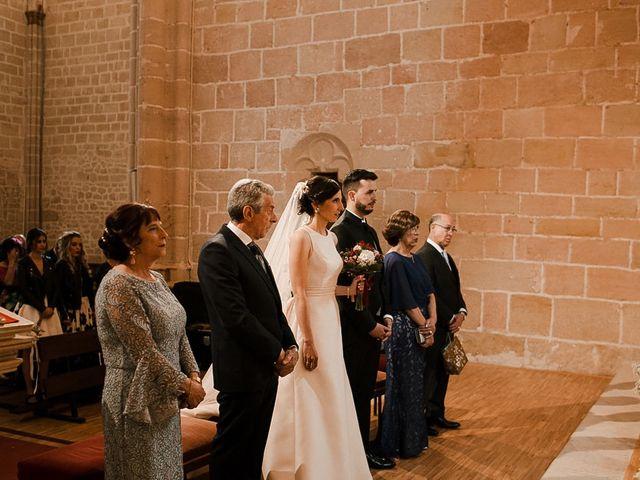 La boda de Bea y Iker en Santa Gadea Del Cid, Burgos 44