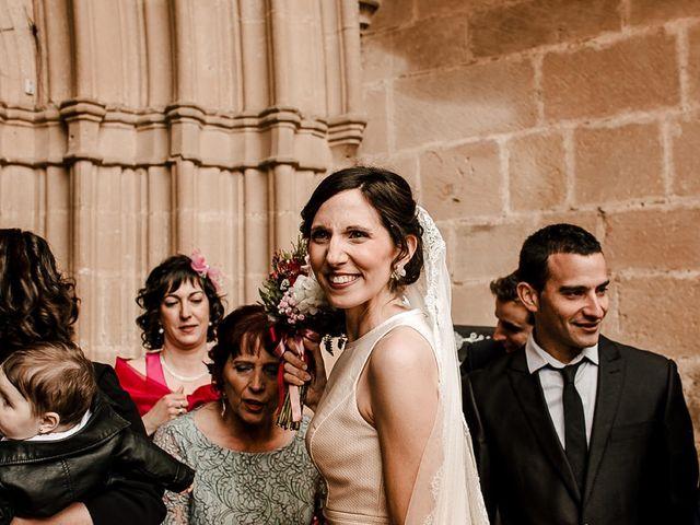 La boda de Bea y Iker en Santa Gadea Del Cid, Burgos 48
