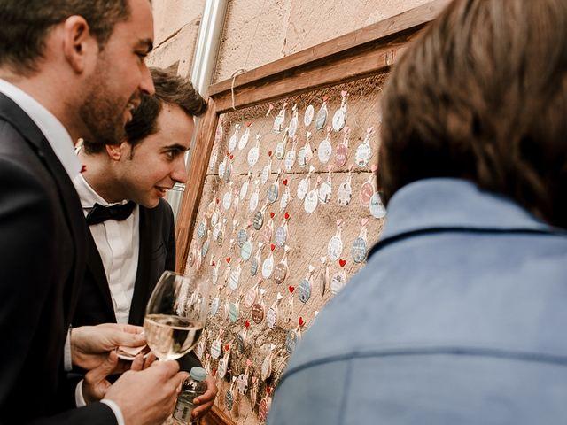 La boda de Bea y Iker en Santa Gadea Del Cid, Burgos 49