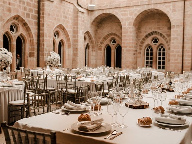 La boda de Bea y Iker en Santa Gadea Del Cid, Burgos 50