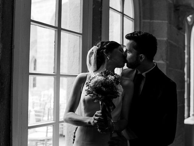 La boda de Bea y Iker en Santa Gadea Del Cid, Burgos 52