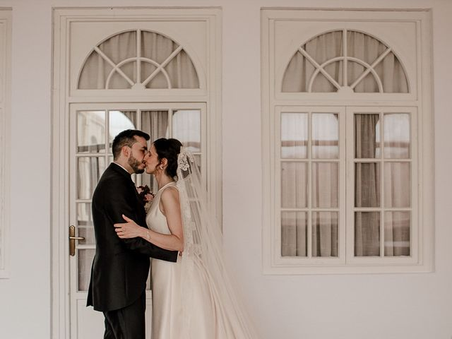 La boda de Bea y Iker en Santa Gadea Del Cid, Burgos 54